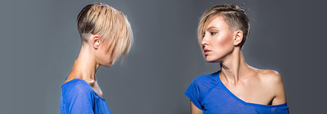 peinado rapado nuca para mujer atrevete con el undercut - amm estilistas
